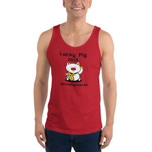 Lucky Pig Men's Tank Top