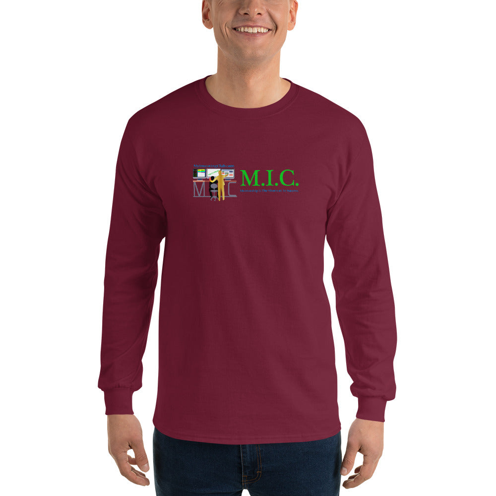 MIC Mentor Men's Long Sleeve Shirt