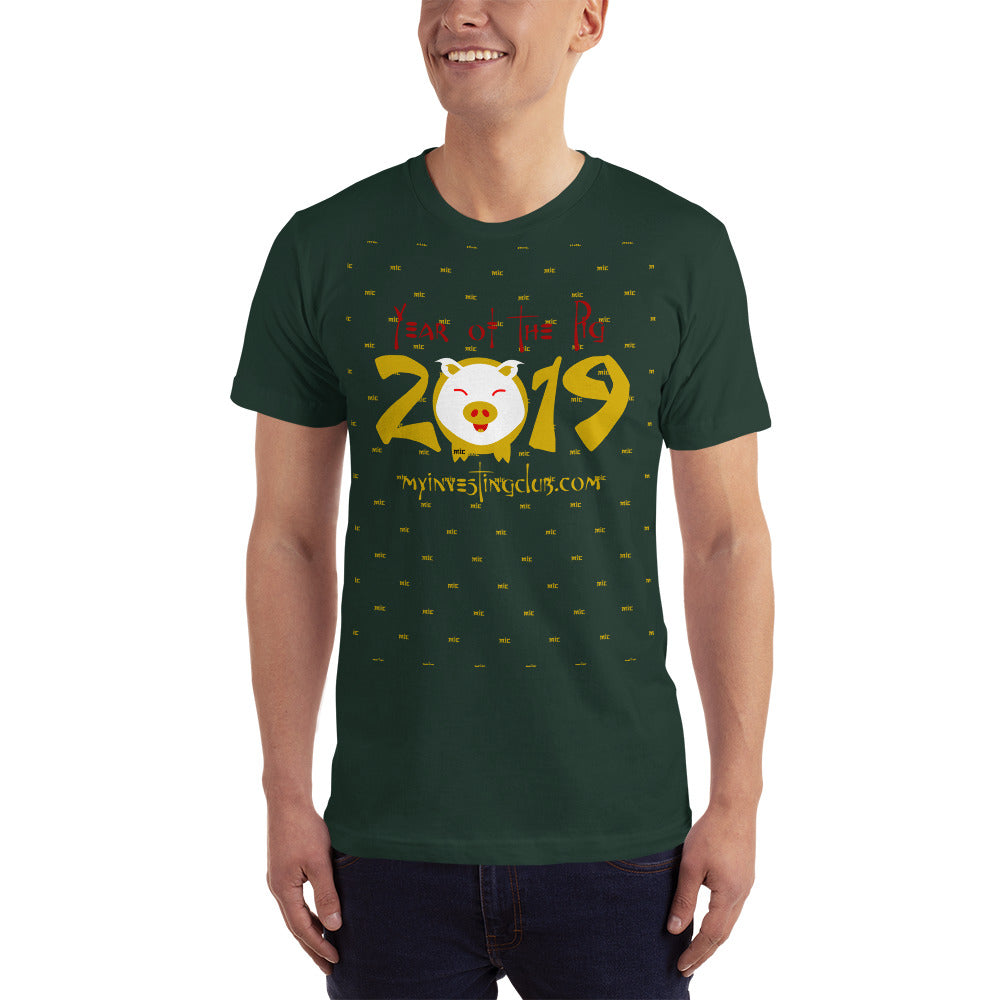 Year Of The Pig Men's T-Shirt