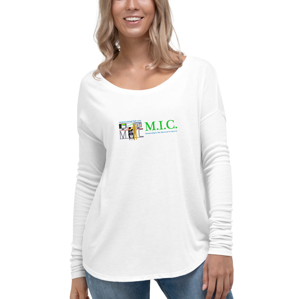 MIC Mentor Women's Long Sleeve Tee