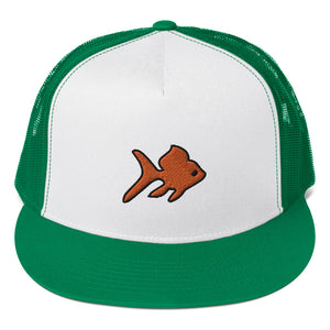 The Trading Fish Trucker Hat