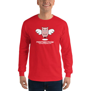 Frontside Piggie Men's Long Sleeve Shirt