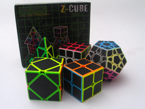 Z Carbon Fibre Puzzle Gift Box Set