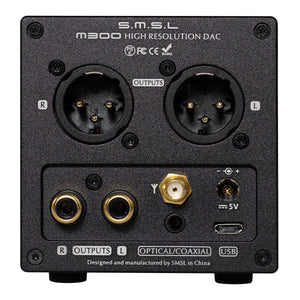 SMSL M300 MKII Audio AK4497 Balanced DAC witn Bluetooth - hifiexpress