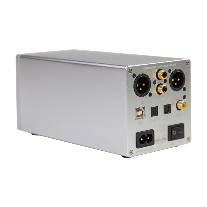 The M500 MQA dac Headphone Amplifier  HiFi-express