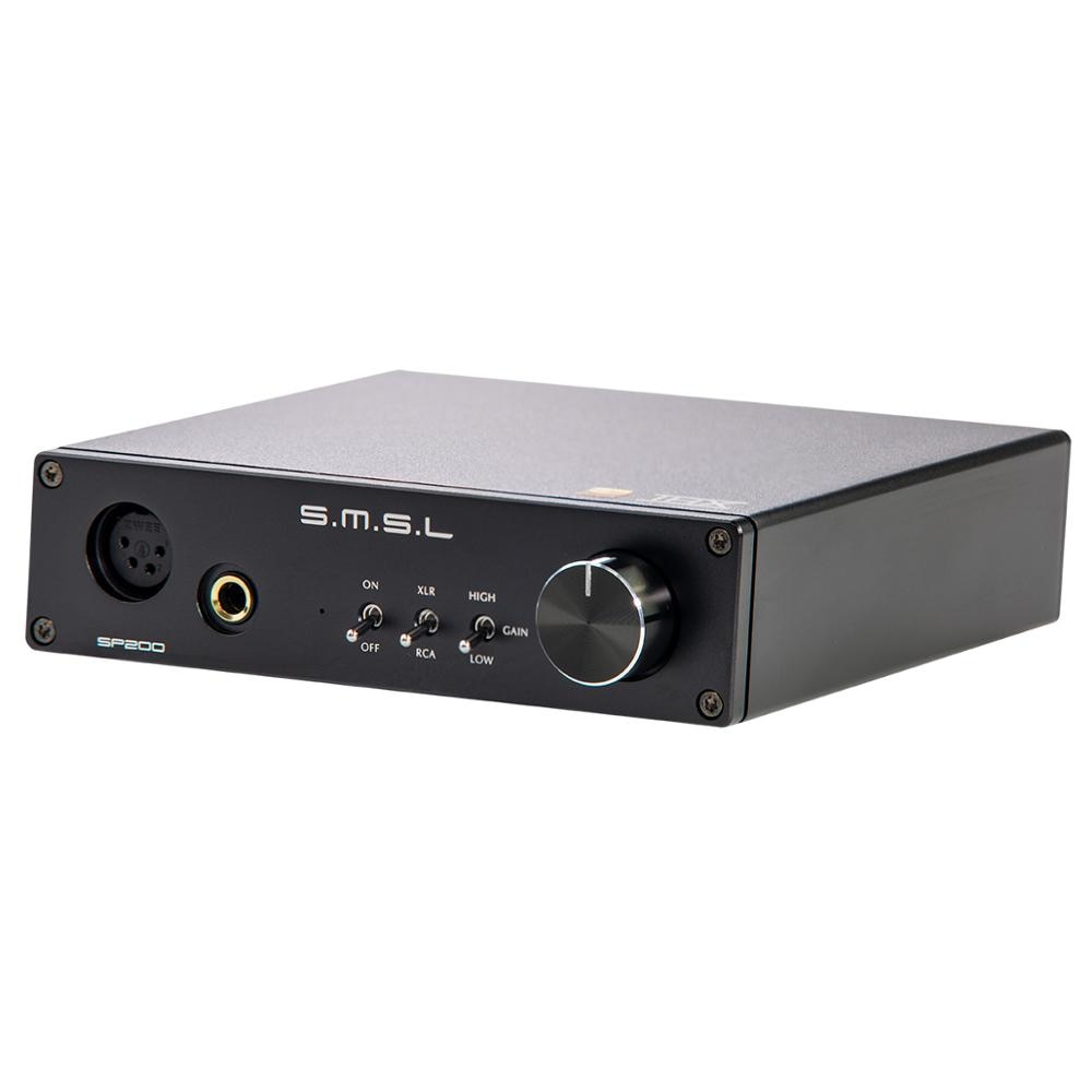SMSL M200 Audio DAC & SP200 Headphone Amplifier Set  HiFi-express