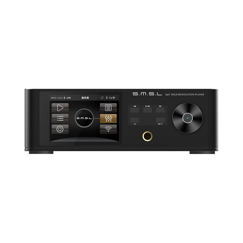 SMSL DP5 MQA Full Decoding HIFI Network Music Player