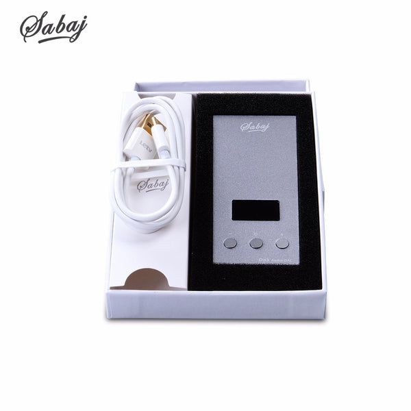 Sabaj Da3 Tiny DAC/Amplifier Hifi HI-Res Headphone Amplifier - hifiexpress