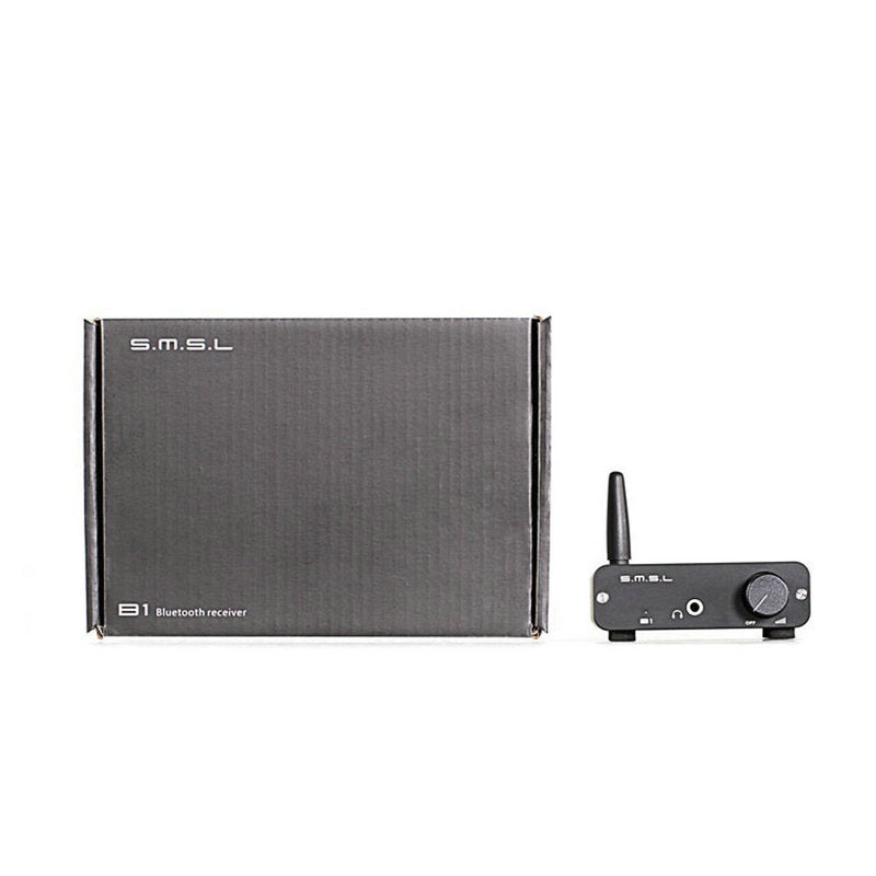 SMSL B1 HiFi Stereo Audio Bluetooth DAC Receiver NFC Optical Coaxial DAC - hifiexpress