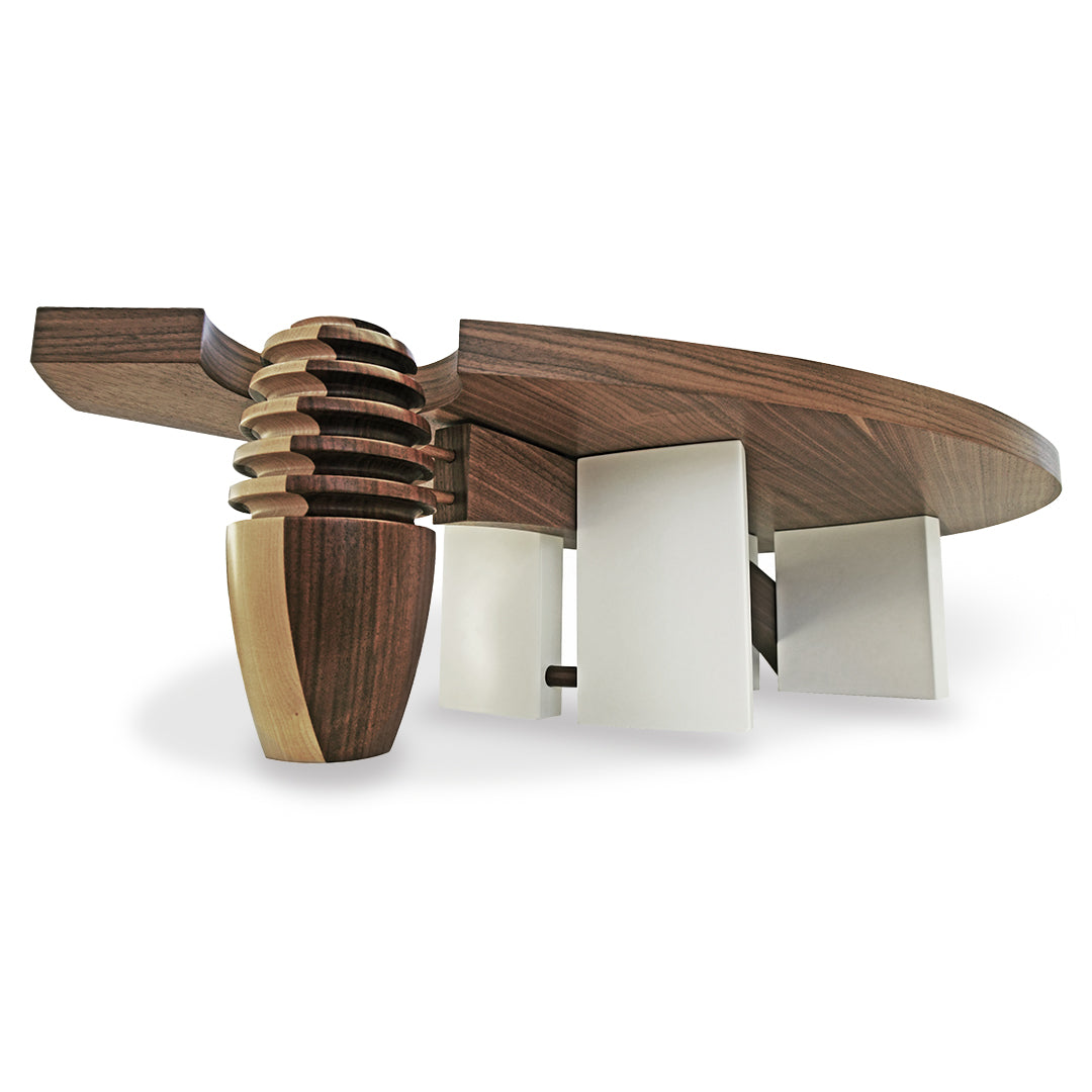 DROP Canaletto Coffee Table - Arosio Milano