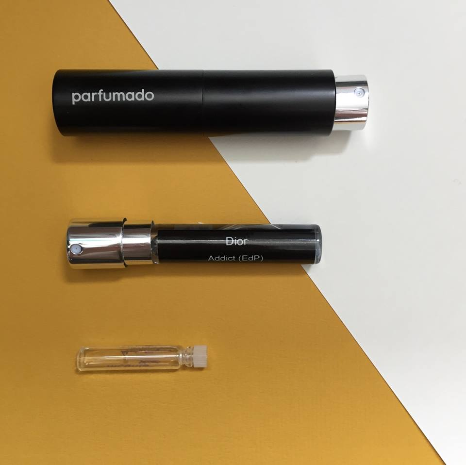 Parfumado Subscription Model