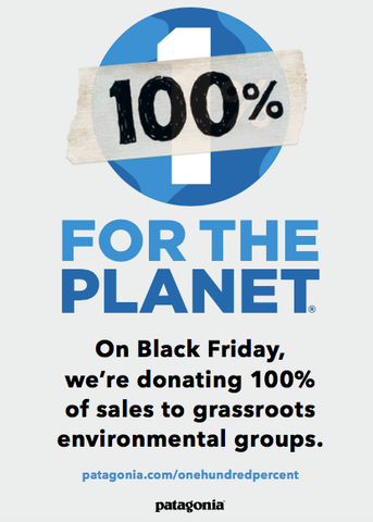 Black Friday Patagonia