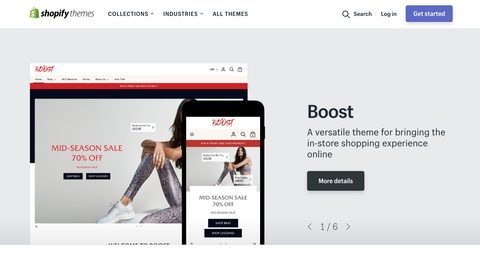 Themes by Shopify