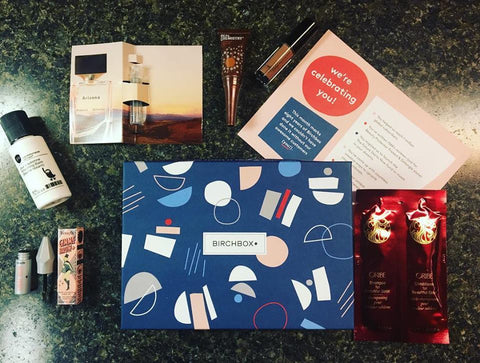 Birchbox Subscription Model