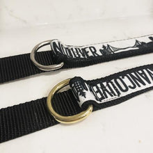 Load image into Gallery viewer, Bone and Bred VANCOUVER Leash in Black