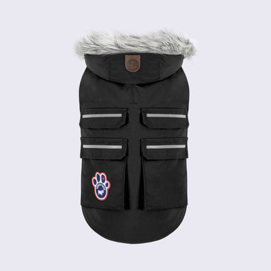 CANADA POOCH Everest Explorer Vest BLACK