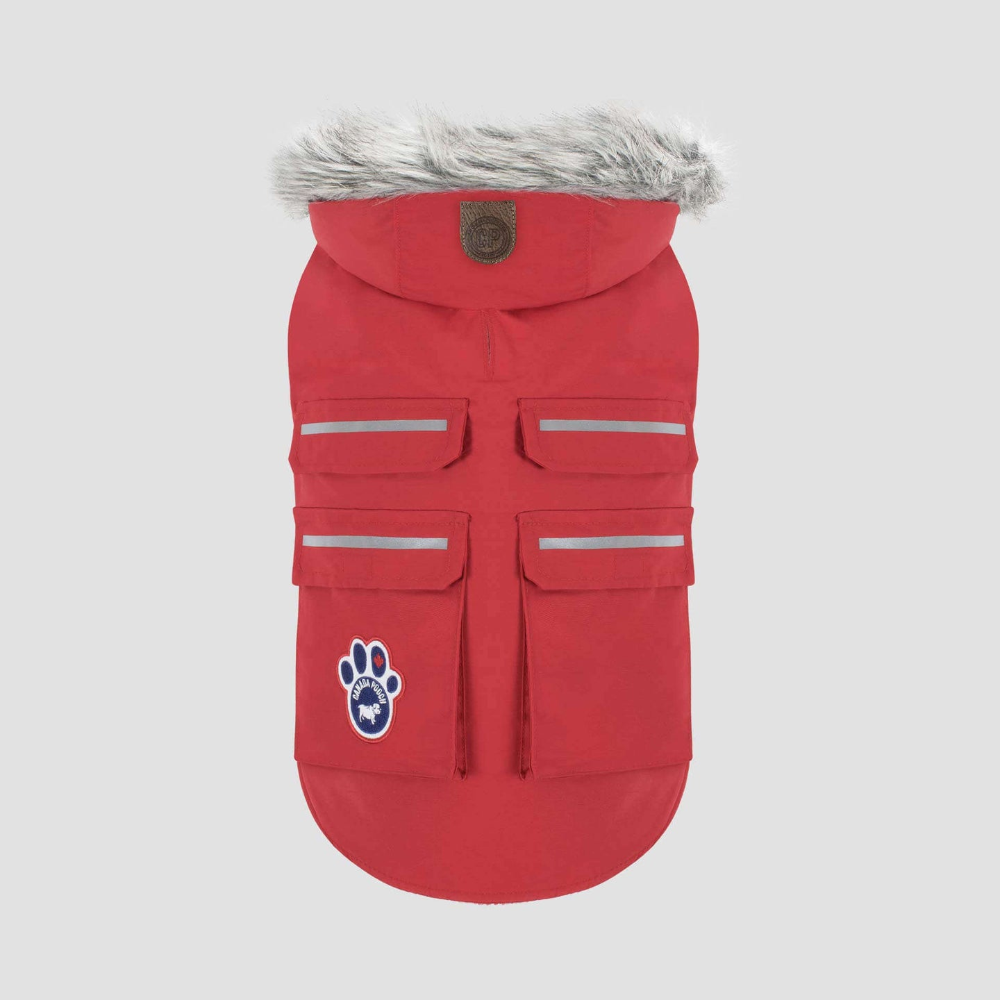 CANADA POOCH Everest Explorer Vest RED