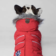 Load image into Gallery viewer, CANADA POOCH Everest Explorer Vest RED
