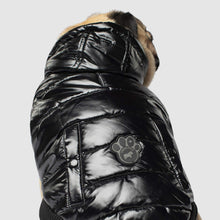 Load image into Gallery viewer, CANADA POOCH Shiny Puffer Vest