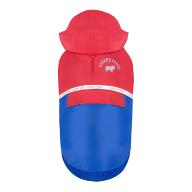 CANADA POOCH The 360 Jacket RED & BLUE