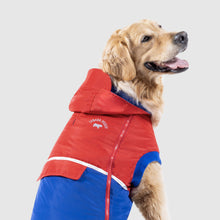 Load image into Gallery viewer, CANADA POOCH The 360 Jacket RED & BLUE