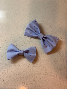 Il Cane Steez Fabric Bow Ties