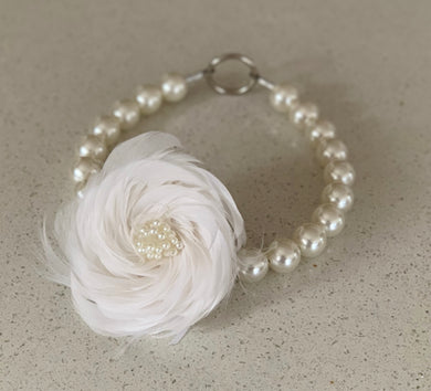 The Wedding Collar Flower