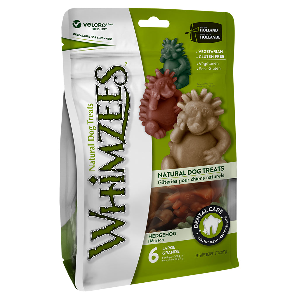 Whimzees Veggie Hedgehog