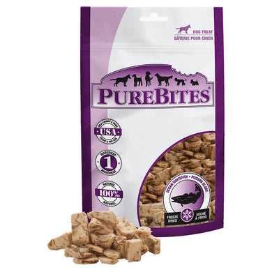 PURE BITES 100% Ocean White Fish Treats