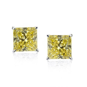 Chester Canary Princess Studs