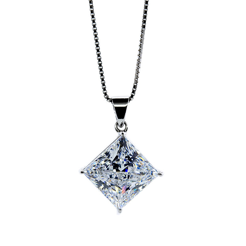Chester Princess Pendant Necklace