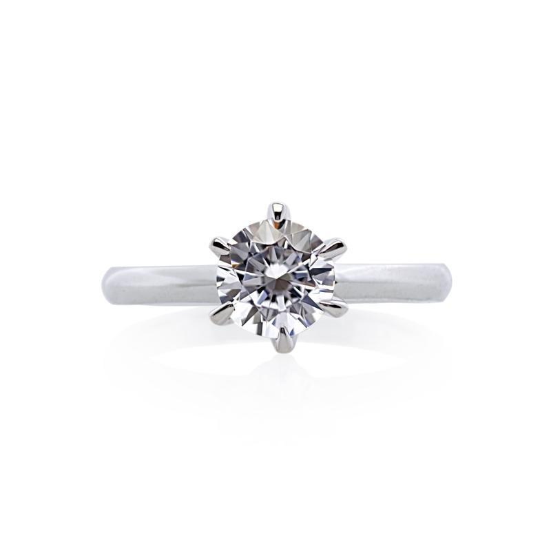 Maverick 2ct Solitaire White Gold