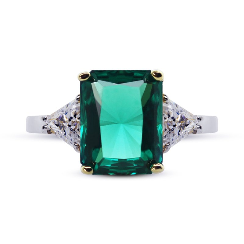 Classy Trilogy Emerald Green