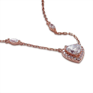 Cora Rose Necklace