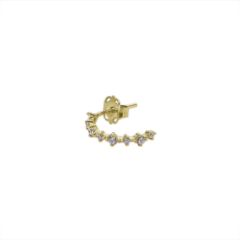 Cami Earring in Yellow Gold