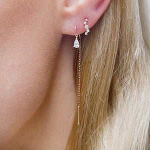Sami Earring in Rose Gold