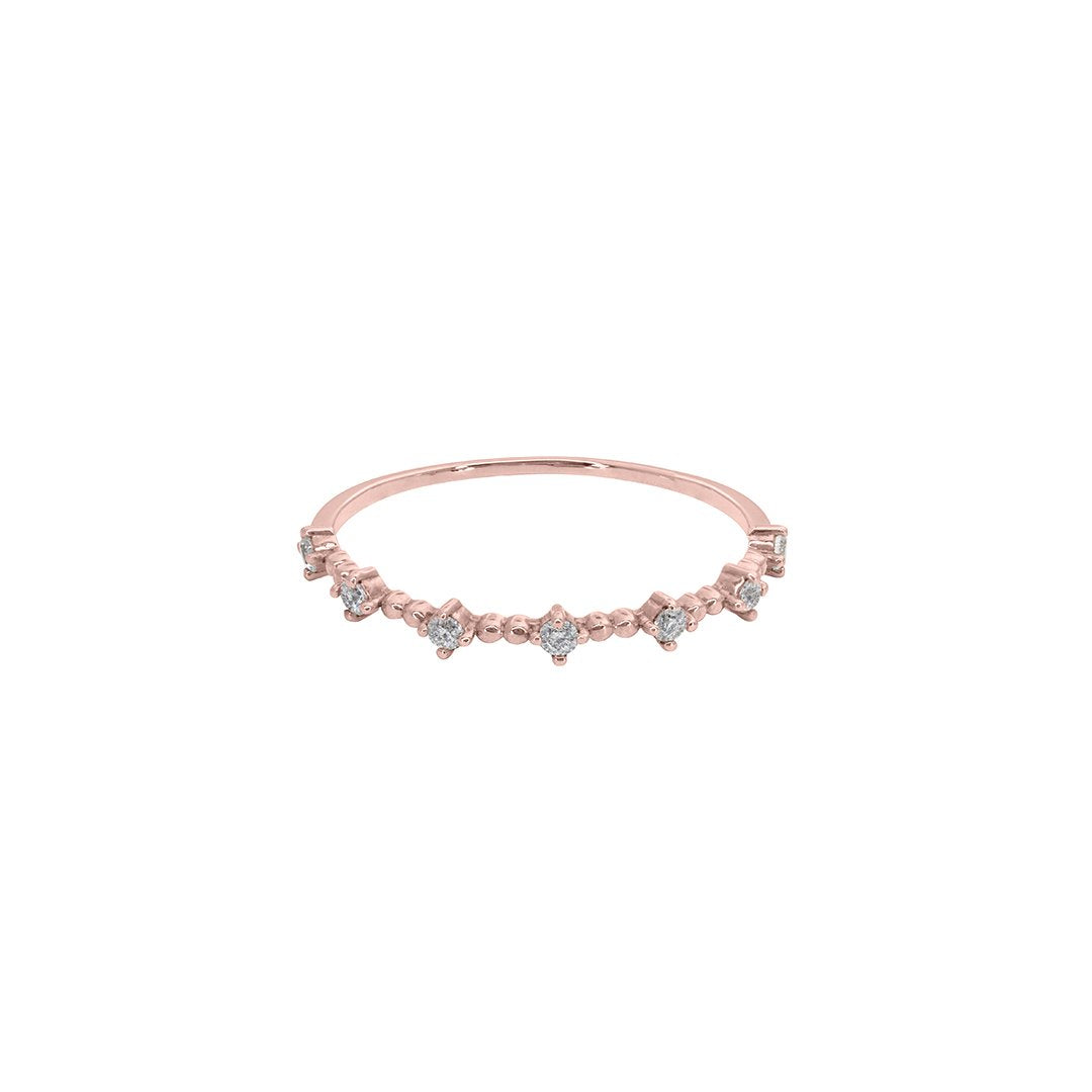 Lotti Ring Rose Gold