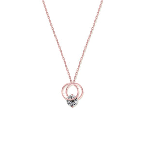 9K Rose Gold Necklace