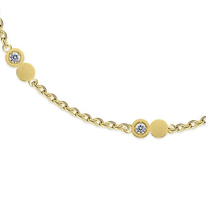 Rumi Bracelet in Yellow Gold