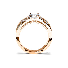 Amal Ring 18K Rose Gold