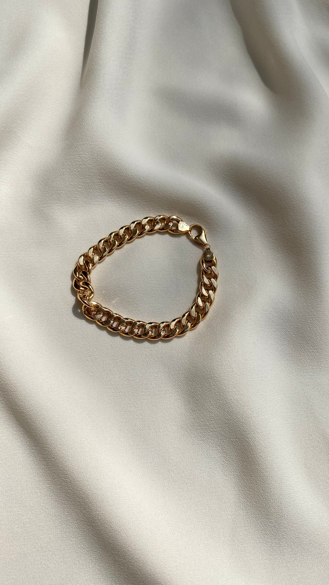 Amoury Bracelet 18K Yellow Gold