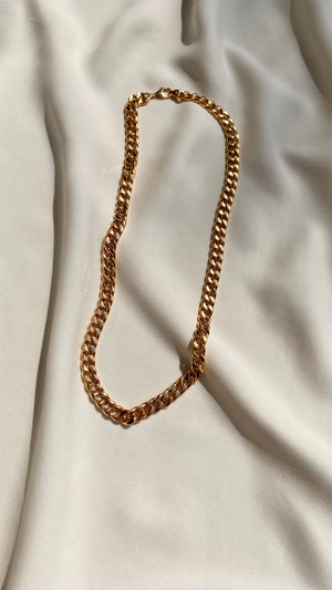 Amoury Necklace 18K Yellow Gold