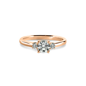 Beatrice Ring 18K Rose Gold