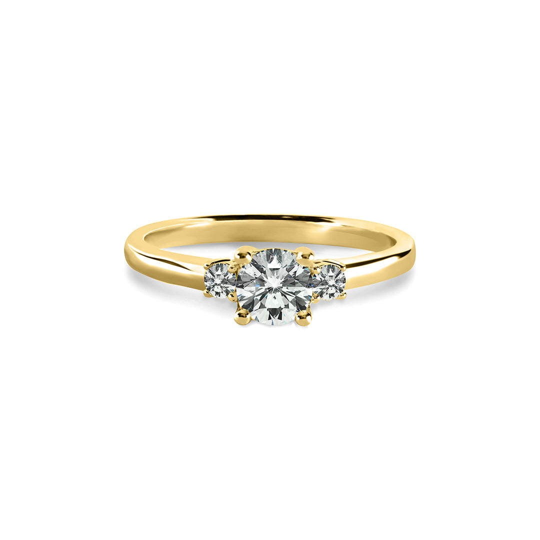 Beatrice Ring 18K Yellow Gold