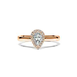 Bianca Ring 18K Rose Gold