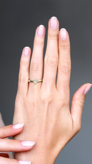 Bianca Ring 18K Yellow Gold