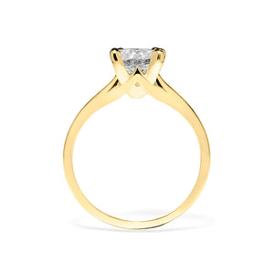 Caroline Ring 18K Yellow Gold