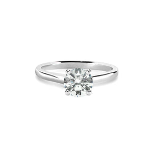 Caroline Ring 0.43ct 18K White Gold