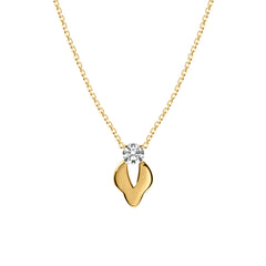 Cedra Necklace 18K Yellow Gold