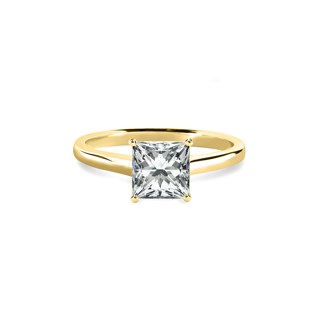 Charlotte Ring 18K Yellow Gold